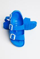 Birkenstock - Milano kids eva - blue
