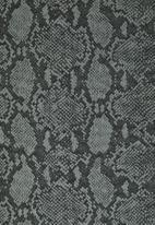 Superbalist - 2 pack mesh tops (plus) - black & grey