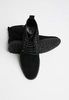 Superbalist - Austin military boot - black