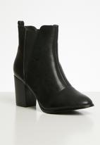 edit - Katie chelsea boot - black