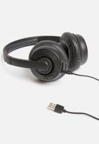 Skullcandy - Cassette wireless on-ear - black