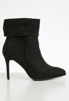 Miss Black - Mode boot - black