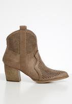 Dolce Vita - Capital cowboy boot - neutral
