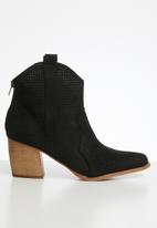 Dolce Vita - Capital cowboy boot - black