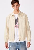 Factorie - Harrington jacket - beige