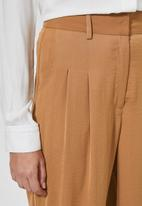 Superbalist - Extreme tapered trouser - tan