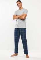 Brave Soul - Check lounge pants - multi