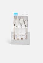 Amefa - Act 16pce cutlery set - stainless steel