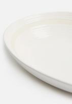 Maxwell & Williams - Vanilla pod serving bowl - white