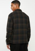 Selected Homme - Kane jacket - brown
