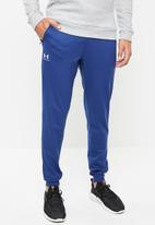 Under Armour - Sportstyle tricot jogger - blue