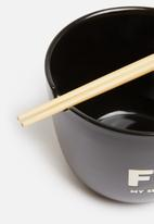 Typo - Novelty noodle bowl - f word