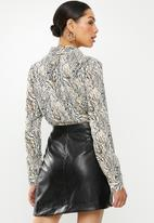 Glamorous - Abstract blouse - multi
