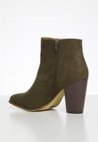 Madison® - Sheree ankle boot - green
