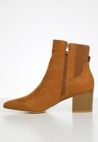 Madison® - Skyler ankle boot - tan