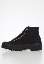 SUPERGA - 2341 Cotu alpina boot - full black