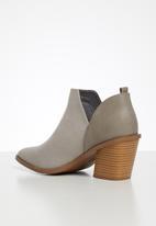 Madison® - Kloe ankle boot - grey