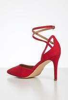 Madison® - Jeanne stiletto heel - red