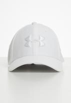 Under Armour - Men's blitzing 3.0 cap - white