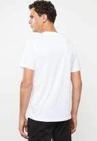 PUMA - Crew neck T-shirt - white