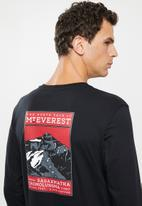 The North Face - North Face tee - black