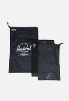 Herschel Supply Co. - Laundry & shoe set - black