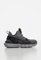 POP CANDY - Boys sneaker - grey & black