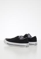 Converse - Converse pinstripe lo-top youth - black & white