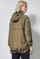 Superbalist -  Parka jacket - khaki