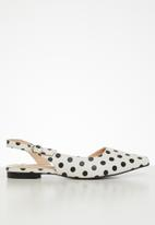 Footwork - Spotti pump - black & white