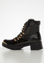 Footwork - Harriet boot - black