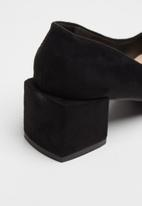 Footwork - Gabi heel - black