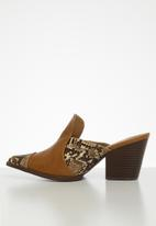 Footwork - Simone mule - brown