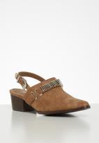 Footwork - Grace mule - brown