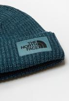 The North Face - Salty dog beanie - blue