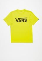 Vans - Vans classic boys - yellow