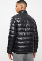 Brave Soul - Moritzshine puffer jacket - black
