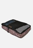 LOST - Large packing cell - leopard spot