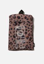 LOST - Laundry bag - leopard spot