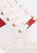 ALDO - Lny-mickey sneaker - white