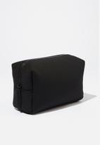 Cotton On - Rubi marlee cosmetic case - black
