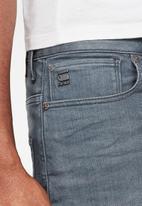 G-Star RAW - Arc 3D slim jeans-wess grey superstretch - grey