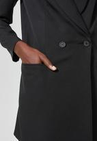 Superbalist - Longer length blazer - black