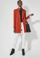 Superbalist - Longer length blazer - orange