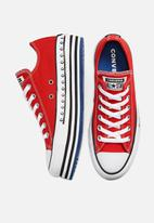 Converse - Chuck Taylor All Star Lift archival canvas - logo play