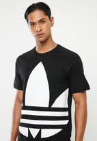 adidas Originals - Bg trefoil short sleeve tee - black