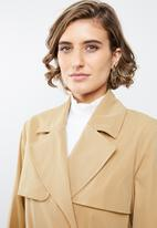 edit - Classic trench - camel