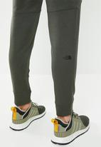 The North Face - Surgent cuffed pants - green