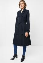 edit - Classic trench - Navy