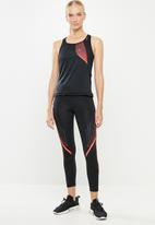 Under Armour - Qualifier iso-chill tank - black